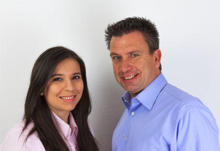 Melissa Tessling und Dietmar Herre