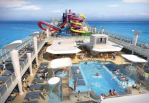 Norwegian Breakaway AquaPark