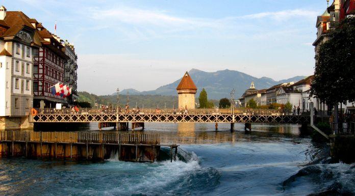 Spreuerbrücke, Luzern