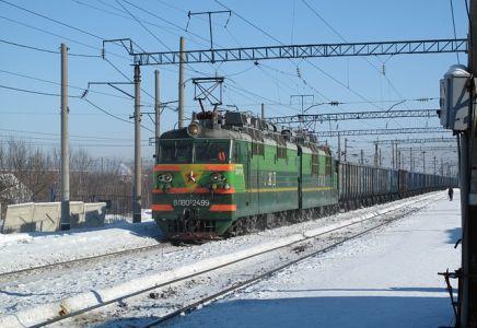 Transsibirische, Eisenbahn