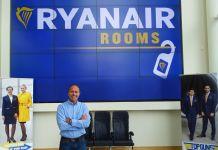 Kenny Jacobs Ryanair Rooms
