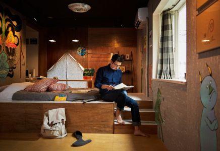 Airbnb Tokyo Elliott Artist-Loft