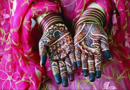 Oman Henna