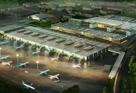 Flughafen Ramenskoje Moskau