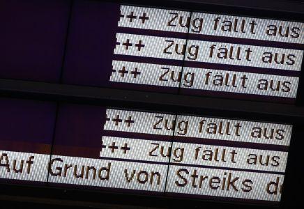 Streik Zug