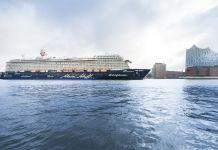 Mein Schiff 5 Hamburg