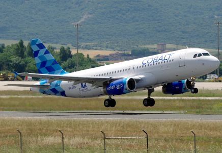 Cobalt Air A320