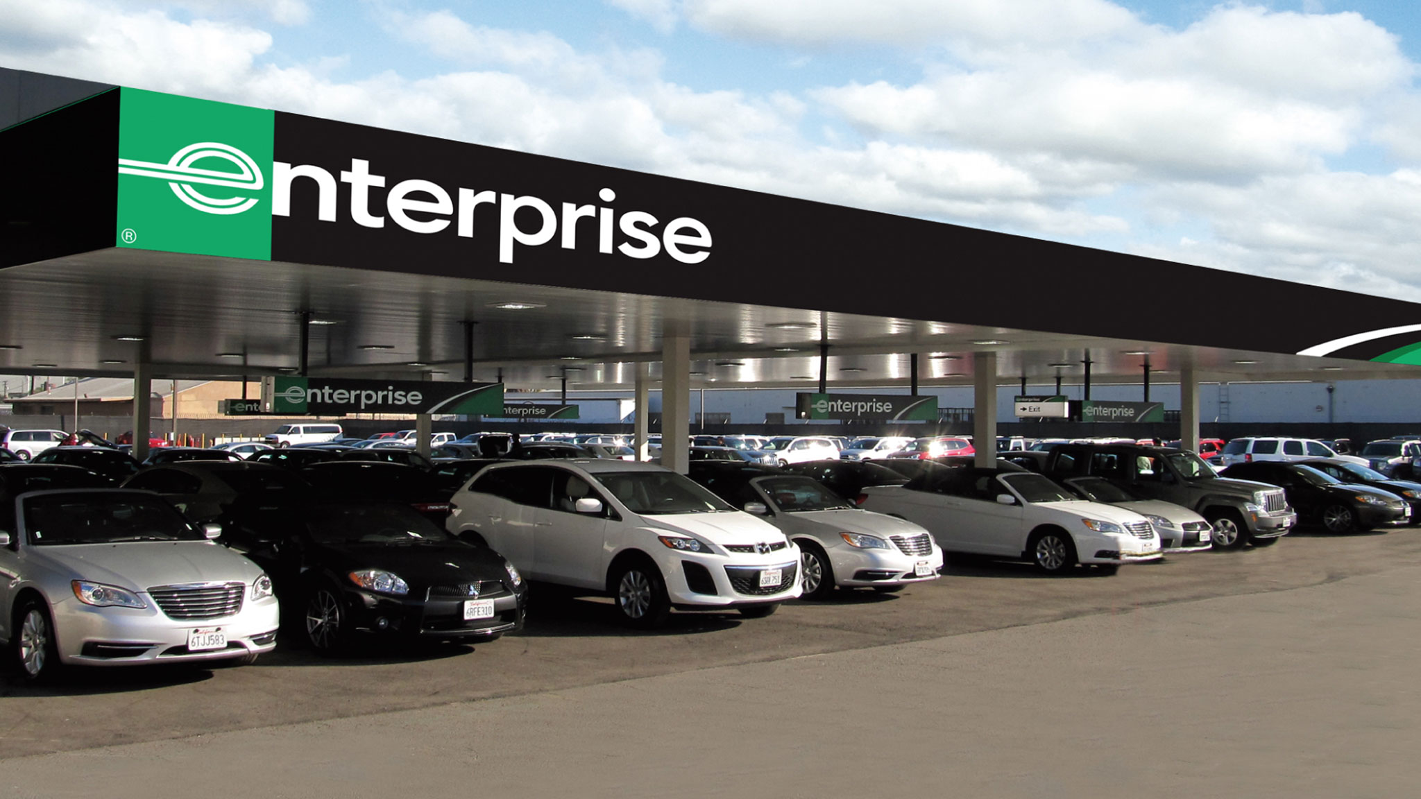 Enterprise Car Rental Charleston International Airport