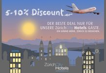Zürich City Hotels Flyer Lufthansa Group