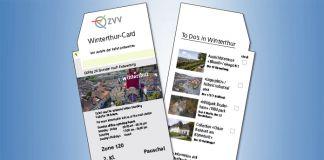 Winterthur, ÖV-Tageskarte