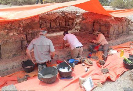 Jordanien_Ausgrabungen