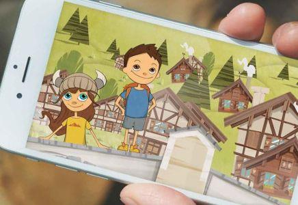 Savognin Kinder-App
