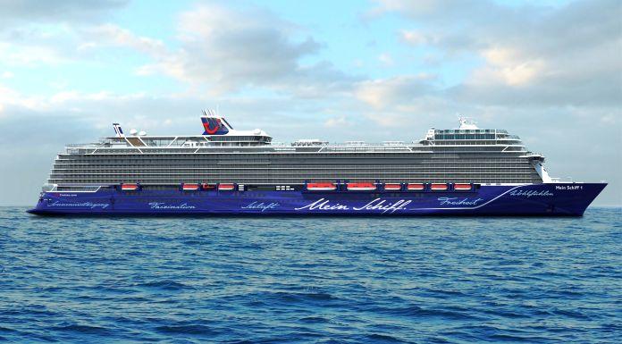 Mein Schiff 1 - die neue Generation