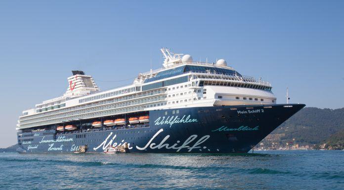 Mein Schiff 2 TUI Cruises