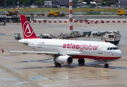 Atlasglobal A320