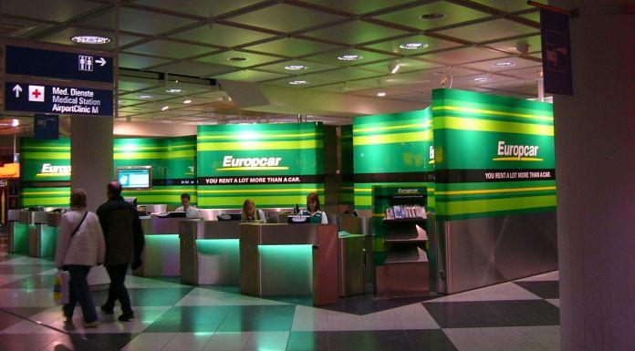 Europcar Counter