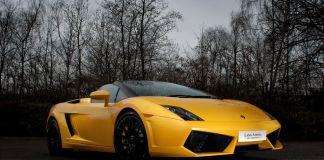 Lamborghini Huracan - Foto Lang Atholl