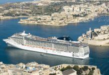 MSC Splendida Malta