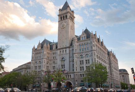 Old Post Office Washington D.C., Trump Hotel