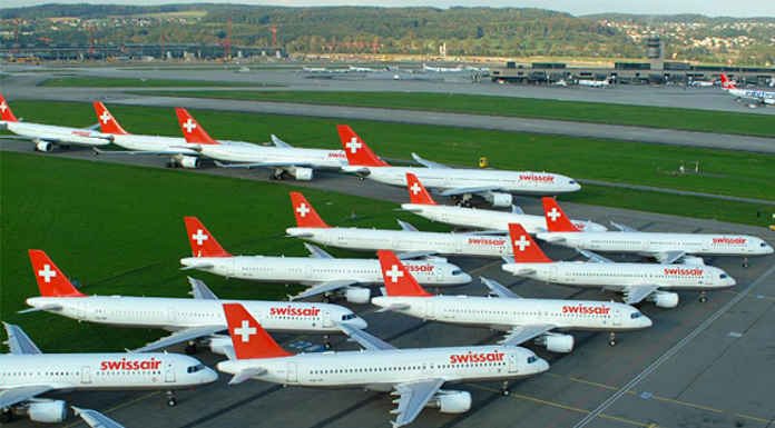 Swissair Grounding