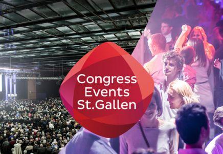 Congress Events St. Gallen