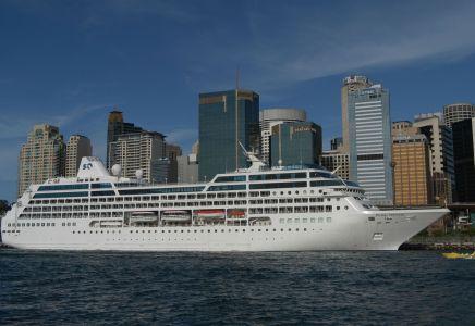 Pacific Princess Sydney