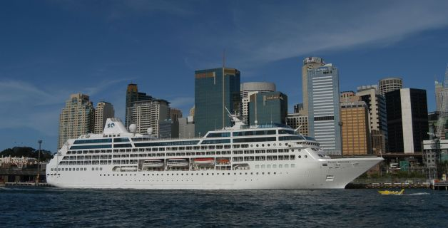 Pacific Princess Sydney