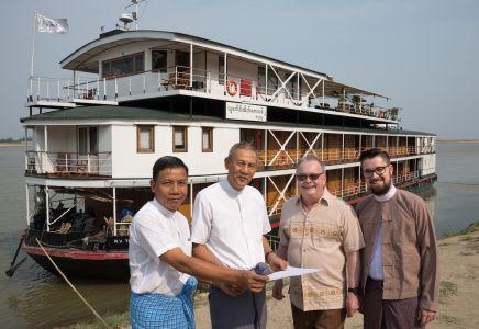 Myanmar : Thurgau Travel