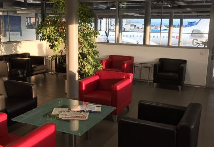 Flughafen Bern Airport Lounge