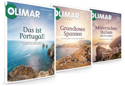 OLIMAR Jahreskataloge 2017