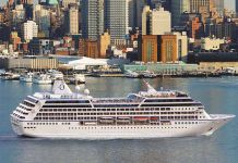 Oceania Cruises New York