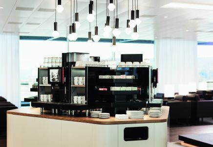 Swiss Business Lounge Gate E