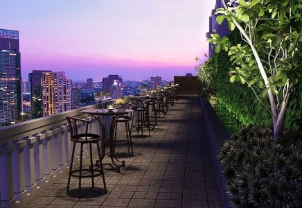 Lancaster Bangkok Rooftop