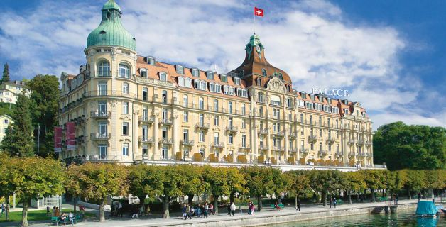 Palace Luzern Swissdeluxe Hotels