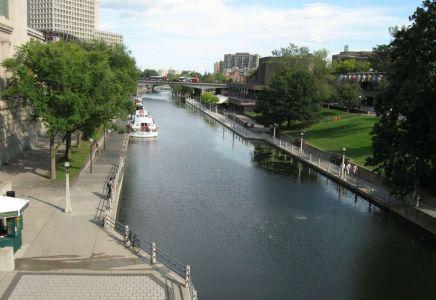 Canal Rideau, Ontario