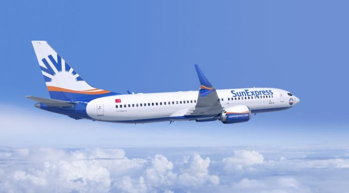sunexpress new boeing 737