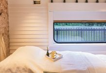 Belmond Royal Scotsman Spa