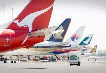 Aéroport d'Adélaïde (Australie)