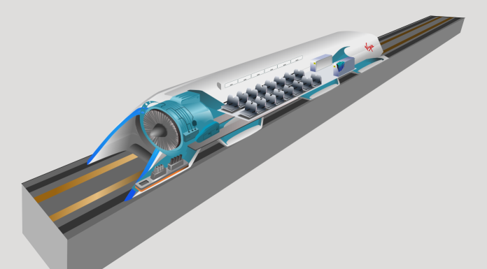 Lufthansa: Interesse an Hyperloop-Technologie