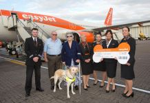Easyjet «Furry Flight Club»