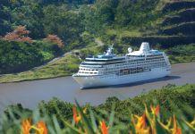 Oceania Cruises_Regatta_Panama Canal