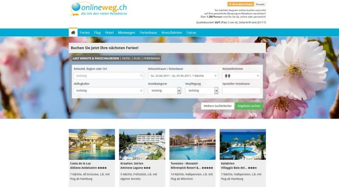 Onlineweg.ch