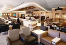 American Airlines JFK Flagship Lounge