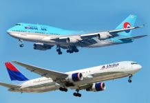 Delta / Korean Air