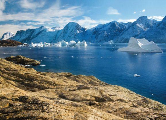 Grösstes Fjordsystem der Welt: Scoresbysund