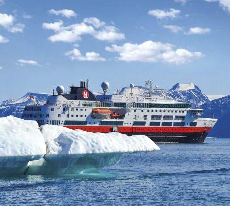 Bateau expédition MS Fram