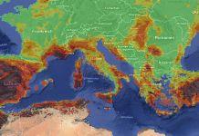 Südeuropa Waldbrände