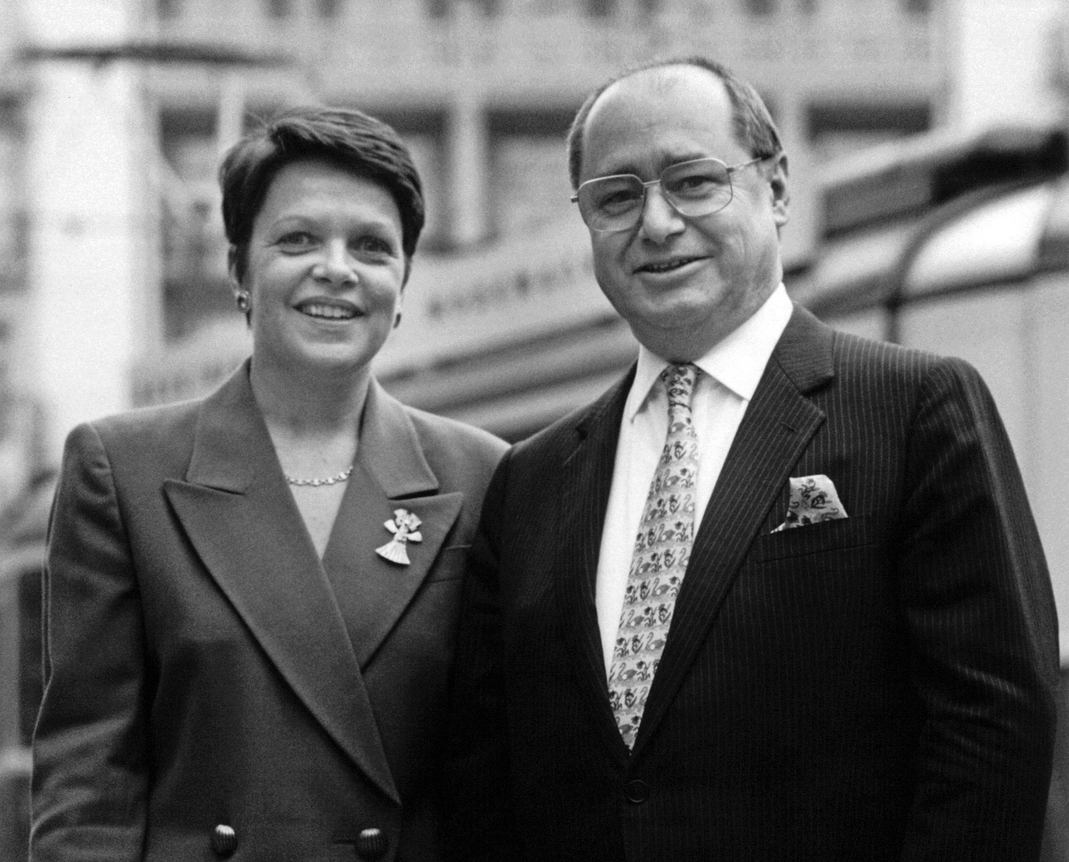 Foto Christina und Manfred Hörger