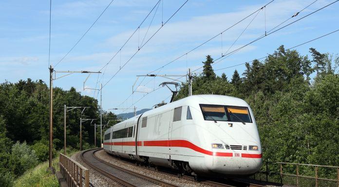 Bahnstrecke Karlsruhe Basel