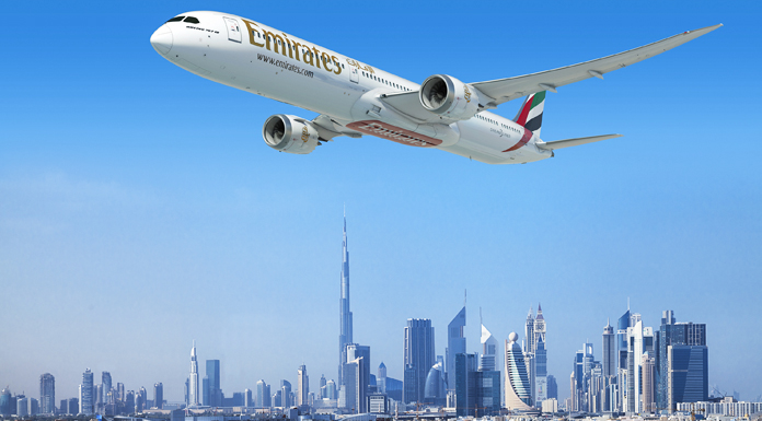 emirates bordkarte
